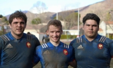 Des Grenoblois en équipe de France – 20 ans de rugby