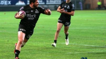 FC Grenoble – SU Agen en images