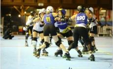 Le championnat de France de roller-derby en images