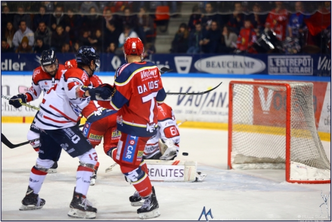 Les Brûleurs de Loups enchainent face à Angers