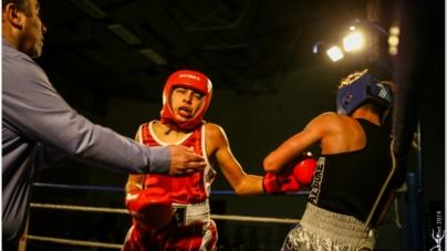 Nuit de la Boxe : les photos de combats amateurs de boxe anglaise
