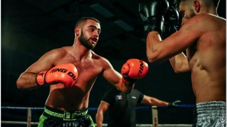 Nuit de la Boxe : les photos des combats pieds poings