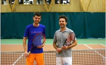 Une soirée à l'Open Head du Grenoble Tennis en images