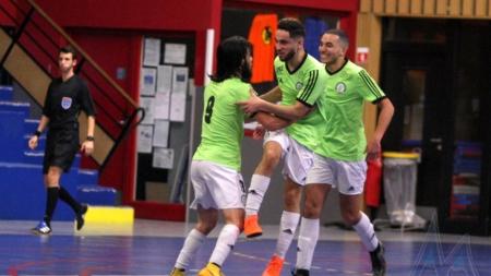 Younes El Melhaoui (Pays Voironnais Futsal): «On doit maintenir ce cap»