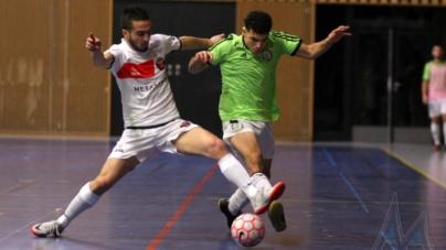 Pays Voironnais Futsal – Espoir Futsal 38 : le résumé vidéo