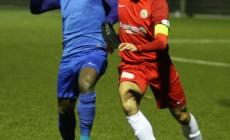 FC Échirolles : le groupe contre Rhône Vallée