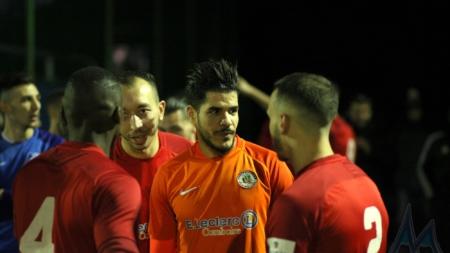 Le FC Échirolles ralenti à Rhône Vallées