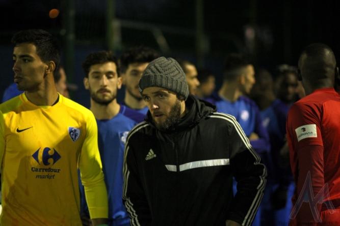 Sébastien Navas reconduit comme adjoint de la R1 au FC Echirolles