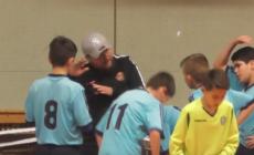 Damien Conticchio (coach U13 OC Eybens) : «Du plaisir et progresser»