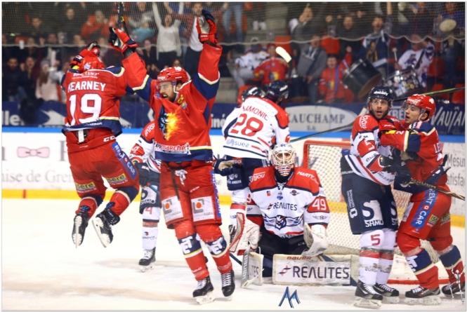 Ce fut dur mais c'est passé pour les BDL face à Angers