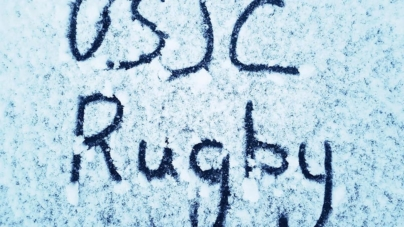 [Photos] A l'USJC Rugby, ce n'est pas la neige qui arrête les filles