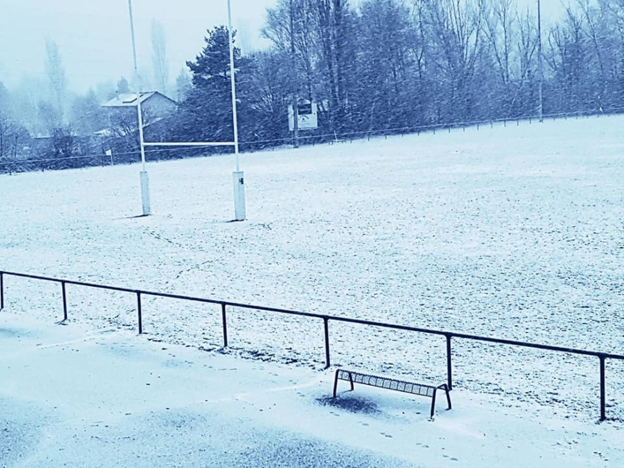 #Rugby – Plusieurs reports également ce week-end
