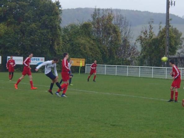 Les U19 de la Vallée de la Gresse renversent les U19 du FC Sud Isère