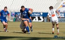 FC Grenoble : le XV de départ face à Bordeaux