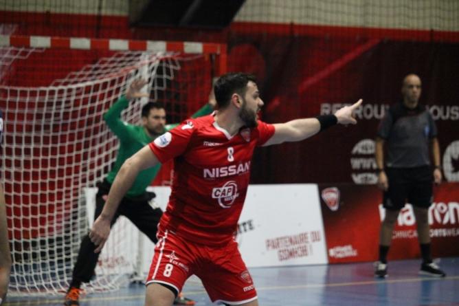 Grigorios Ioannou quitte le GSMH38 pour Angers