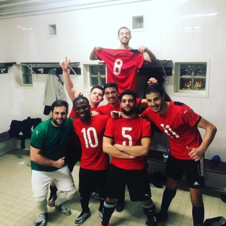 Vie et Partage Futsal a bousculé la hiérarchie en coupe LAURA