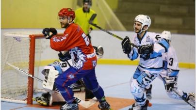 Les Yeti's Grenoble défaits lors du 1er match de leur demi-finale