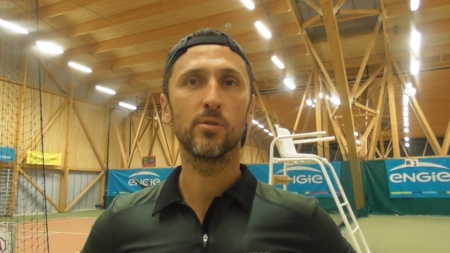 #Tennis – Open Head de Grenoble Nicolas Tourte : «J'adore jouer»