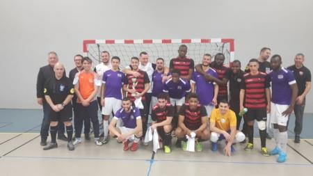 Le Futsal des Géants remporte la coupe de l'Isère Seniors