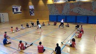 #Agenda – Stage d'été du GSMH38 Handball