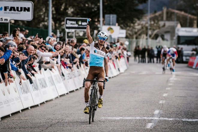 Alexis Vuillermoz remporte la Royal Bernard Drôme Classic