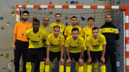 La qualification du FC Chavanoz en coupe de France Futsal en images