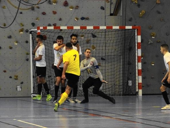 #FutsalR1 – Chavanoz met la pression