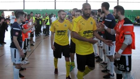 #Futsal – Chavanoz à une marche du bonheur