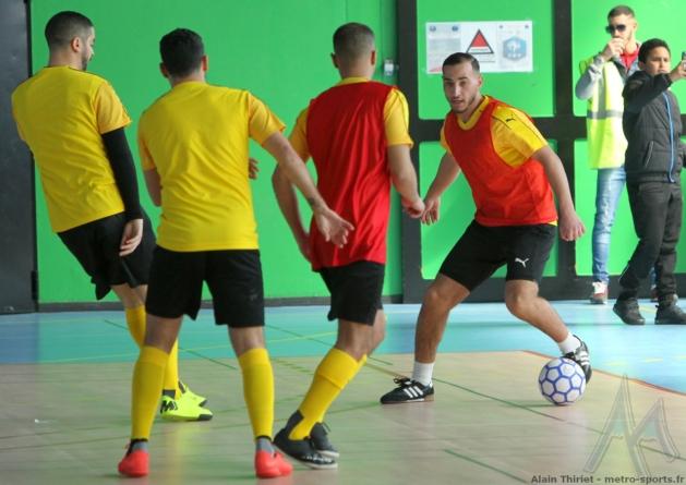 Le FC Chavanoz a trouvé son gymnase