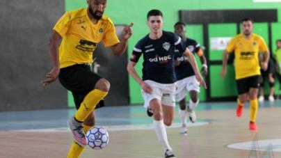 Suite et fin des quarts de finale de la coupe LAURA Futsal