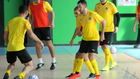 #Futsal – Chavanoz : le groupe face à Nantes