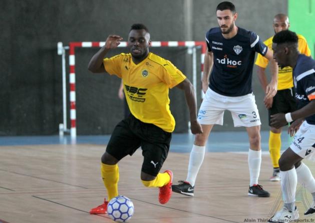 Chavanoz connait son adversaire pour le 1er tour des barrages d'accession en D2 Futsal