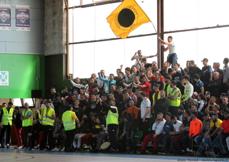 Le FC Chavanoz officiellement en D2 Futsal