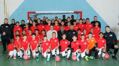 Futsal des Géants «Pour le plaisir»