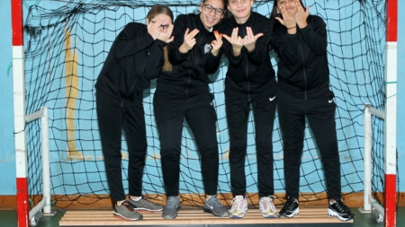 Futsal des Géants : les photos d'équipes