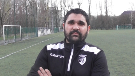 Mathieu Cianci (AC Seyssinet)  : «Il faut engranger»