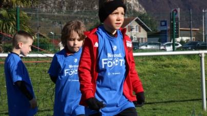 Le Mercredi C'est Foot avec les joueurs du GF38 – épisode 1 (version longue de 12 minutes)
