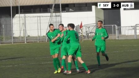 Résumé vidéo AC Seyssinet – Aubenas Sud Ardèche (4-1)