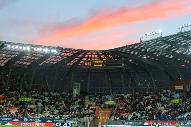 Sanctionné par le FCG Matthieu Ugalde ne jouera plus de la saison