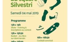 Inauguration du Skatepark de Hoche – Square Silvestri le 4 mai prochain à Grenoble