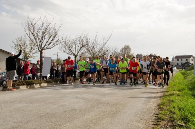 Les résultats du Run'Cugnot 2019