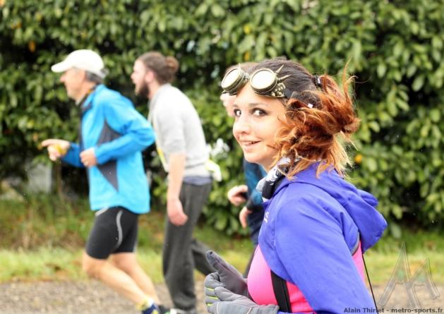 Grenoble – Vizille : les photos à Brié et au 1er ravitaillement