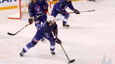 Le programme de l'équipe de France de hockey-sur-glace lors du Mondial