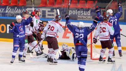 France – Lettonie (2-0) en images