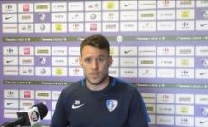 GF38 : Romain Grange ne ferme pas la porte pour continuer avec Grenoble