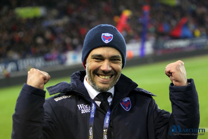 FC Grenoble – RC Toulon en images