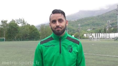 Morad Marrakchi (AC Seyssinet) : «On ne pouvait pas faire une entame plus catastrophique»