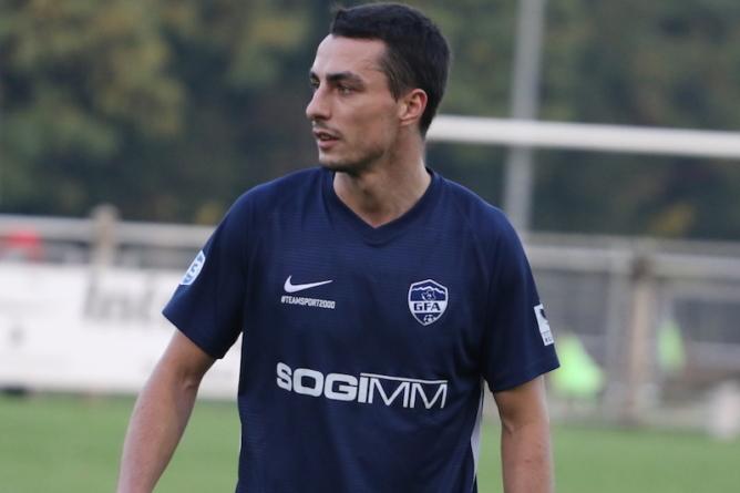 Vincent Di Stefano (GFA Rumilly Vallière): «Ne pas avoir de regrets»
