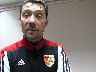 Franck Lebel nouvel entraîneur d'Annecy-le-Vieux