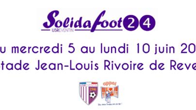 Solida'Foot 2019 à Reventin-Vaugris : J-5